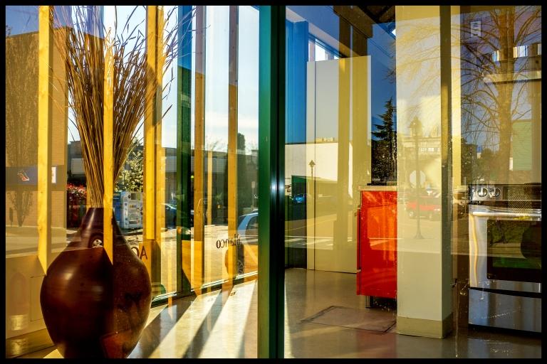 Ambleside store window