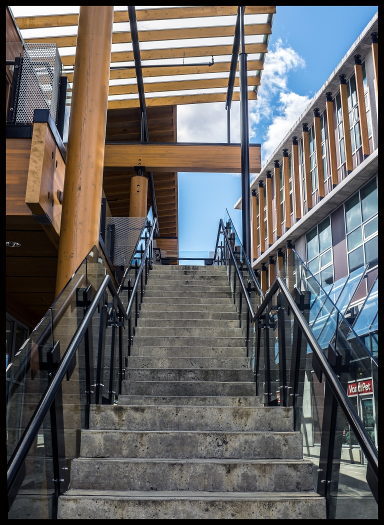 steps & beam 2