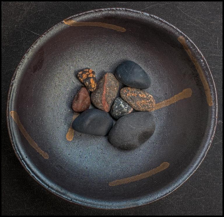 bowl of stones 2