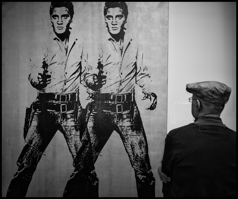 Not a Warhol